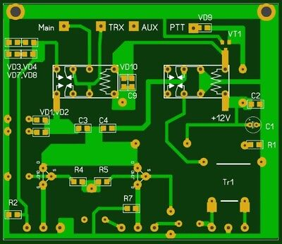 $ CDN16.94 • Buy PCB Only QRM Eliminator X-Phase (1-30 MHz) HF Bands