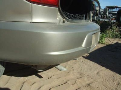 $326.70 • Buy Rear Bumper Without Integral Tail Lamp Fillers Fits 00-01 CAVALIER 71553