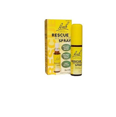 Rescue Remedy Mouth Spray For Dog - Natural Stress Relief Fast Acting 20ml • 20.56£