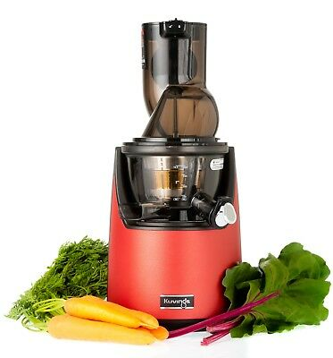 Kuvings EVO820 Evolution Cold Press Juicer In Red • 479£