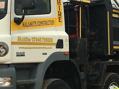 Grab Lorry - Muck Away Soil Removal And Hardcore • 100£