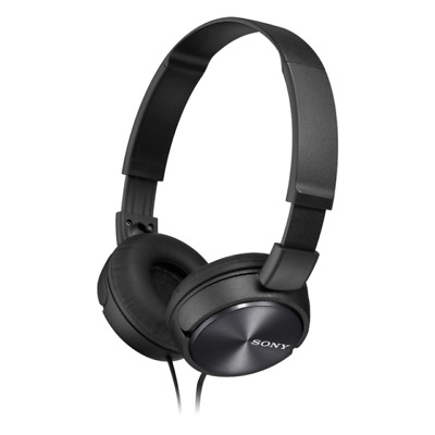 Sony MDR-ZX310 Black Headband-style Headphones With Lightweight, Folding Design • 20.99£