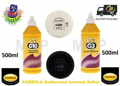 G3+G10 Kit G3 Advanced Liquid & G10 Finishing Compound, 1 X GMC606, 1 X GMF601 • 26.95£
