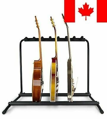 $ CDN95.10 • Buy Pyle PGST43 Guitar Stand, Multi-Instrument Floor Stand Rack Holder