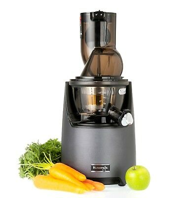 Kuvings EVO820 Evolution Cold Press Juicer In Gunmetal • 479£