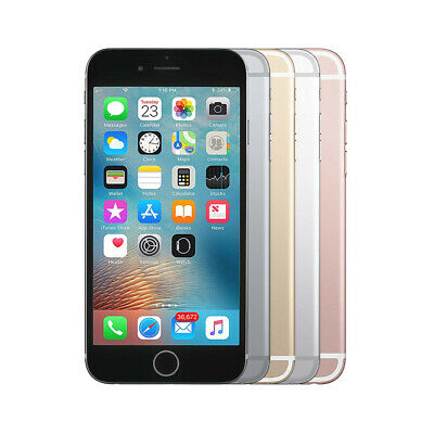 AU189 • Buy Apple IPhone 6S Slightly Imperfect 16/32/64/128 GB Silver Space Grey Rose Gold