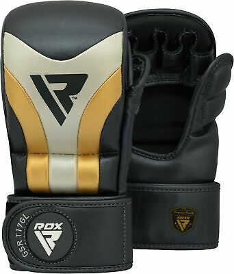 $ CDN939.99 • Buy RDX Taekwondo MMA Semi Gloves Boxing Muay Thai Kick TKD Martial Arts CA