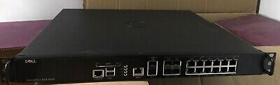 $799.99 • Buy Dell SonicWALL NSA 3600 HA High Availibility 1RK26-0A2 Fully Tested Transferable