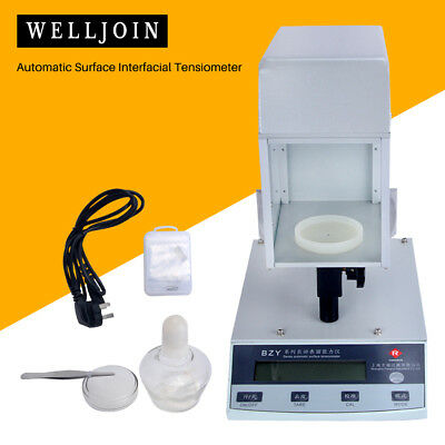 $2059 • Buy Automatic Surface Interfacial Tensiometer Tension Platinum Ring Method BZY-202