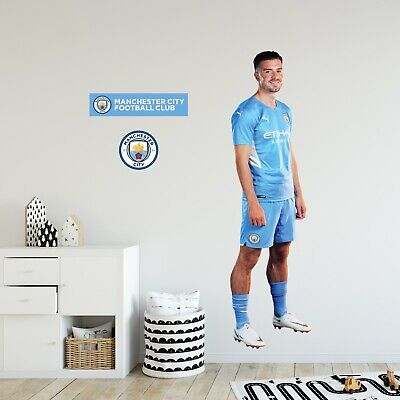 £29.99 • Buy Official Manchester City  Wall Sticker - Jack Grealish 21/22 Player Decal Art