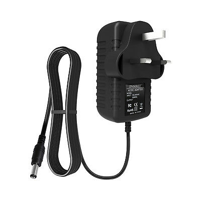 Replacement Adapter Power Supply For YAMAHA DD-55 DIGITAL DRUM MACHINE Keyboard • 9.87£