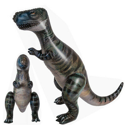 Large Inflatable Blow Up 175cm T-rex Jurassic Park Dinosaur Toy Pool Party New • 17.99£