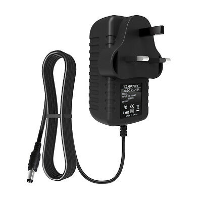 Ac / Dc 9 Volt Power Supply 9v Adapter For Boss/roland Psb-1u Charger Psu New • 9.49£