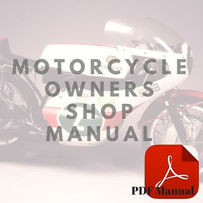 AU35.18 • Buy Yamaha 1973 TX750 Owner's Service Motorcycle Manual