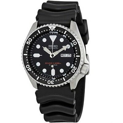 $ CDN631.62 • Buy Seiko SKX007 J1 Black Men's Automatic 200m Analog Divers Watch Made In Japan