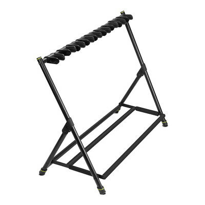 $ CDN122.05 • Buy Gravity Heavy Duty Multiple Guitar Stand For 9 Instruments Musician Band Studio