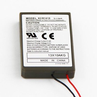 AU14.20 • Buy PS4 2000mAh 3.7V Battery Replacement For Sony PS4 DualShock 4 Controller