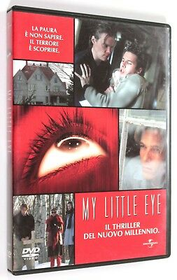 $ CDN2.12 • Buy DVD MY LITTLE EYE 2002 Thriller Marc Evans Sean Cw Johnson Kris Lemche