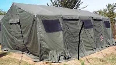 $2499 • Buy HDT Global Base X 305 Shelter Tent US Military Army 18' X 25' Green FAST SET-UP