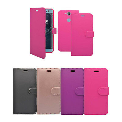 AU7.11 • Buy Case For Sony Xperia XA2 Wallet Flip PU Leather Stand Card Slot Phone Cover