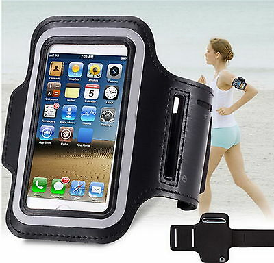 AU11.54 • Buy For IPhone 8plus Holder Waterproof Arm Band Fashion Workout Cover Sport Gym Case