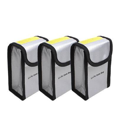 AU45.12 • Buy Safe Bag Lipo Battery Guard Pouch Charge Protection Bag For DJI Phantom 3 / 4-in