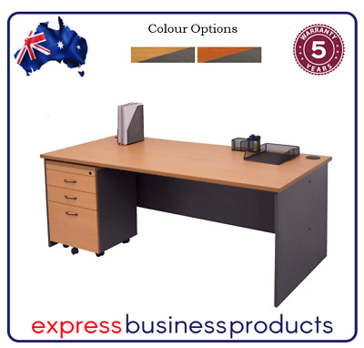 AU219 • Buy Rapid Worker Open Desk - Assorted Colours And Sizes