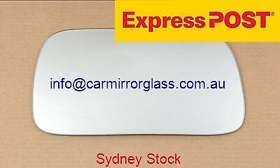 AU24.99 • Buy Right Driver Side Mirror Glass For Nissan Pulsar N15 1995-2000