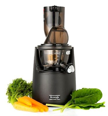 Kuvings EVO820 Evolution Cold Press Juicer In Black • 479£