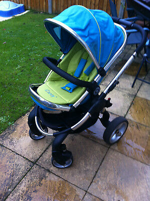 ICandy Peach Sweet Pea Pushchairs / Stroller • 220£