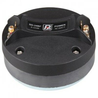P-Audio SD-34BF 30W 1  Bolt On Compression Driver • 35.93£