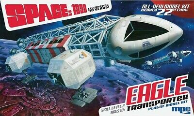 $108.99 • Buy MPC 1:48 Space 1999 Eagle Transporter Model Kit MPC825