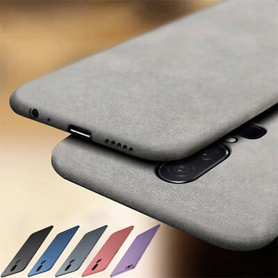 AU4.29 • Buy For OnePlus Nord 3T 5T 6T 7 Pro 8T Silicone Soft TPU Sandstone Matte Case Cover