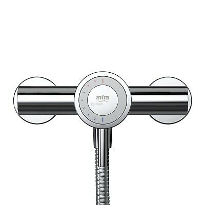 Mira Element Mixer Shower EV Exposed Valve Only Thermostatic Chrome 1.1910.002 • 207.11£