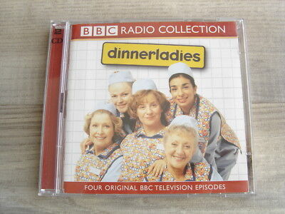 £49.99 • Buy Audio Book 2CD Comedy VICTORIA WOOD Dinnerladies Vol1 BBC Radio Tv FOUR EPISODES