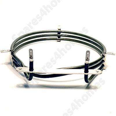 Fan Oven Element For AEG Electrolux Tricity Bendix Zanussi Electra Cooker 2500W  • 8.26£