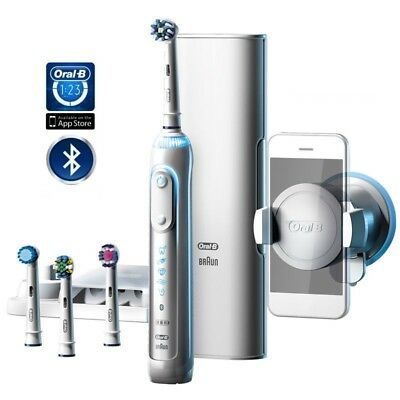 View Details Braun Oral B Genius 9000 - Bluetooth With 4 Brush Heads Included 2 Year Warranty • 89.95£