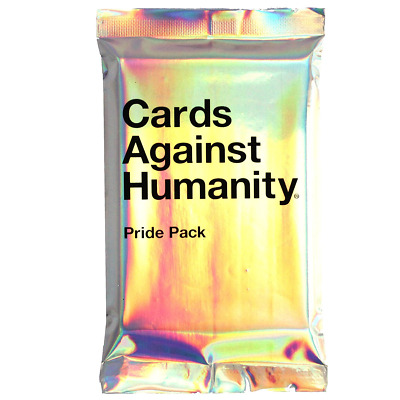 AU15.20 • Buy Cards Against Humanity Pride Pack Without Glitter