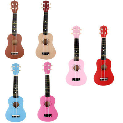 AU30.12 • Buy 21 Inch Professional Basswood Ukelele Instrument Kit For Kids Students Beginners