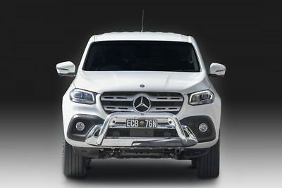 AU775 • Buy ECB Nudge Bar Mercedes Benz X-Class NBMB100 (2018-on Check Models) All Finishes