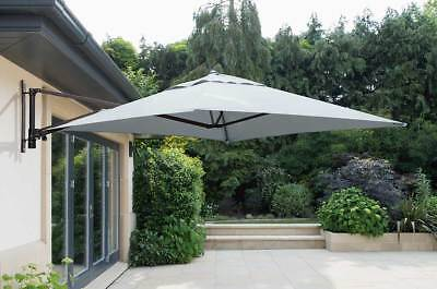 Parasol Wall Mounted Pop Up Garden By Norfolk Leisure Erect In Seconds 2 Colours • 129.95£