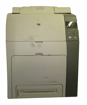 HP Colour LaserJet 4700dn 4700 Network & Duplex Workgroup Printer - No Toners • 139£