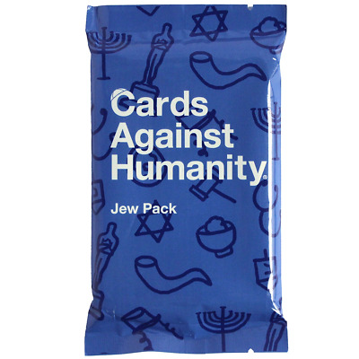 AU11.25 • Buy Cards Against Humanity Jew Pack