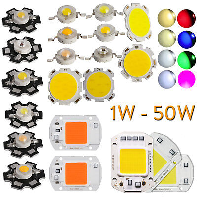 Individual LEDS 5pc 3535 high power 3W 850nm Infrared LED