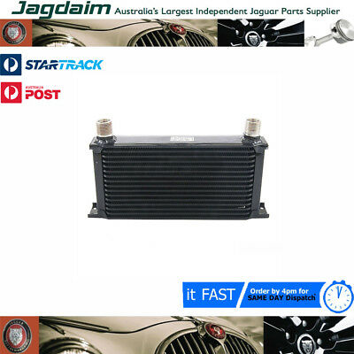 AU264 • Buy New Jaguar XJ40 XJ6 Oil Cooler CAC8509