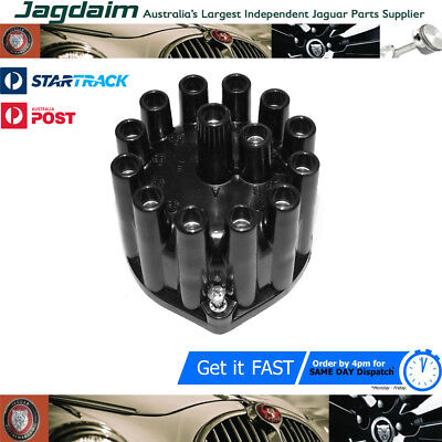 AU293.41 • Buy New Jaguar XJ40 XJ6 XJ12 XJS Distributor Cap JLM1909*