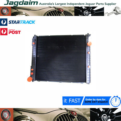 AU743.55 • Buy New Jaguar XJ Series X300 XJ40 XJ6 XJ12 Radiator Assembly MNA4190DB