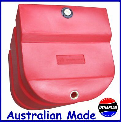 AU299 • Buy RED 60L TRUCK WATER TANK CAMPERS SEMI TRAILERS 4wd 4x4 UTE CAMPING FIREFIGHTING