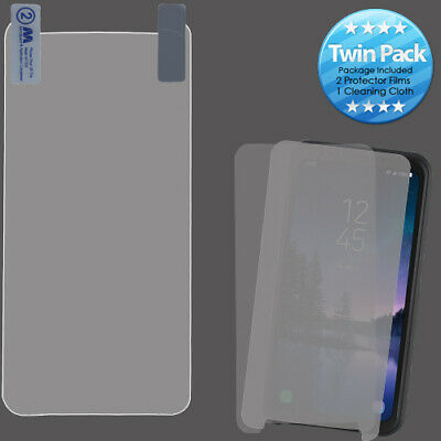 $ CDN3.23 • Buy For Samsung Galaxy S8 Active G892A - Screen Protector Twin Pack