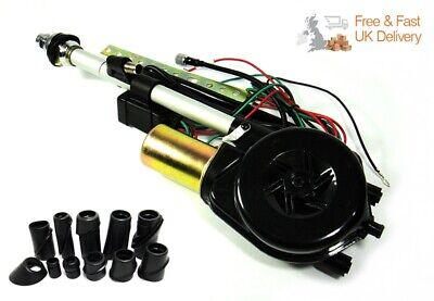 Electric Aerial Power Antenna AM FM Radio Mast Kit Saab 9-3 93 99 900 9000 Turbo • 32.99£